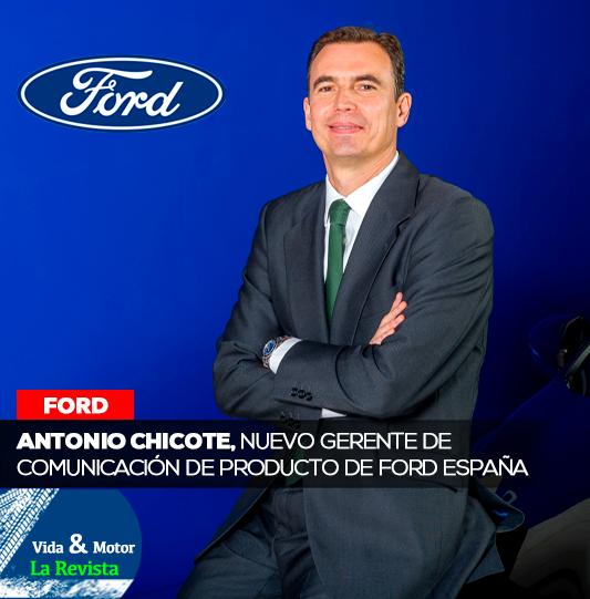 ANTONIO CHICOTE RELEVA A VICTOR PICCIONE